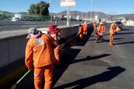 Alertan, realizan trabajos de limpieza en Río de las Avenidas