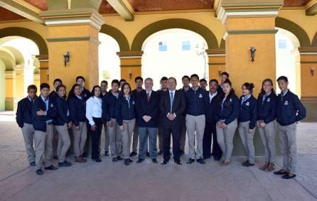 Alumnos del Conalep podrán realizar prácticas profesionales y servicio social en la Universidad Tecnológica Bilingüe de Mineral de la Reforma2