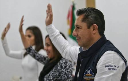 Aprueba cabildo de Mineral de la Reforma reglamento interno para el Instituto Municipal de las Mujeres1