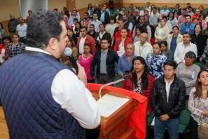 CDE del PRI capacita a dirigencias municipales