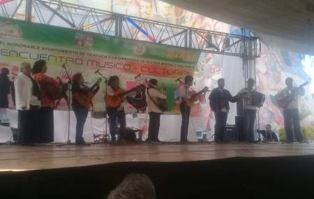 """Celebran en Tizayuca el """"Día del Músico""""1.jpg"""