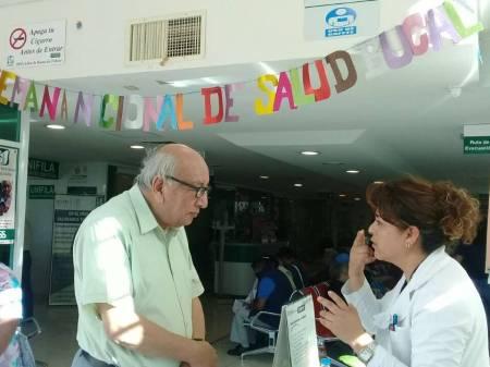 concluye con éxito la Segunda Semana de Salud Bucal