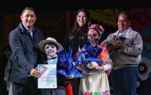 Concluye con gran éxito Festival de Día de Muertos en Mineral de la Reforma5