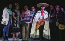 Concluye con gran éxito Festival de Día de Muertos en Mineral de la Reforma7