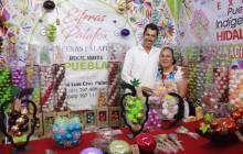 Continúa la Expo de los Pueblos Indígenas Hidalgo con gran éxito2