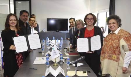 Convenio CDI-Secretaría General Iberoamericana impulsara liderazgos indígenas a nivel internacional