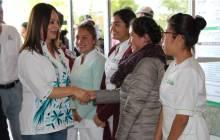 Directora General de la Comisión Nacional para el desarrollo de los Pueblos Indígenas (CDI) visita la UTec1