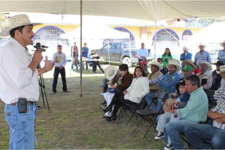 Educandos de la UTTT presentaron evaluación sobre variedades de maíz