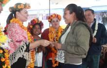 Entrega CDI vivienda indígena en Hidalgo1
