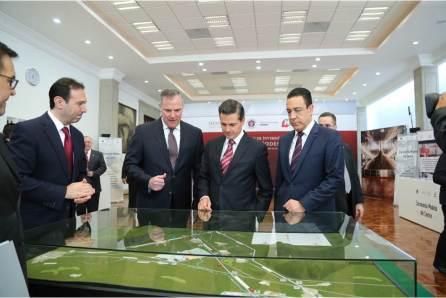 Estrategia competitiva de Hidalgo, modelo en el desarrollo económico del país