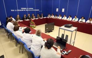 Evalúan CIEES Enfermería de la Autónoma de Hidalgo4