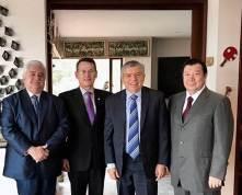 Ex secretario de la OEA, propuesto para Doctor Honoris Causa de la UAEH2