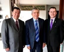 Ex secretario de la OEA, propuesto para Doctor Honoris Causa de la UAEH3