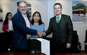 Firman UAEH y Bombardier convenio de colaboración4