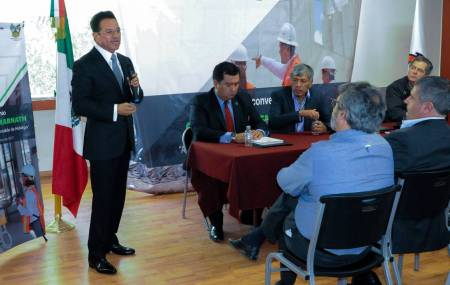 Generar alianzas para asegurar el desarrollo sustentable de Hidalgo, prioridad del gobierno de Omar Fayad 2