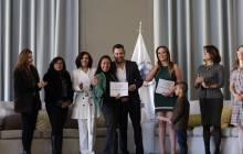 Gobierno del Estado de Hidalgo reconoce a mujeres emprendedoras2
