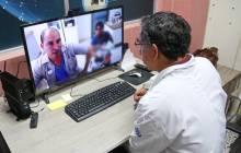 Gracias a la Telemedicina, menor con probable malformación congénita del cuello es atendido por especialistas de la SSH1
