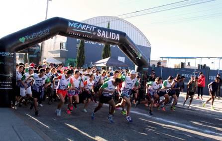 """Gran participación en la carrera atlética """"10 años CEUHM""""3"""