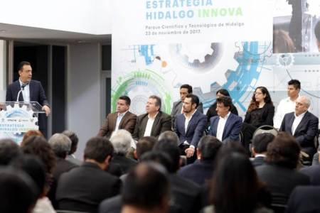 Hidalgo Innova,  punta de lanza del talento hidalguense, Omar Fayad2.jpg