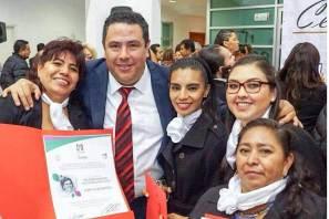Impulsar la formación y el empoderamiento de las mujeres, uno de los compromisos del PRI Hidalgo