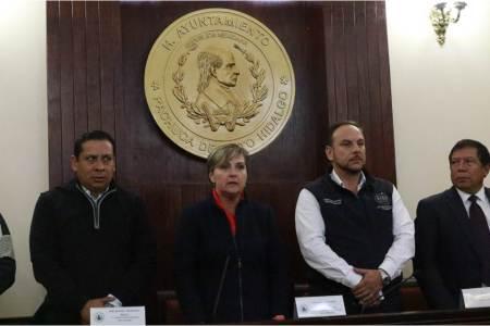Impulsará gobierno municipal de Pachuca desarrollo de zona metropolitana