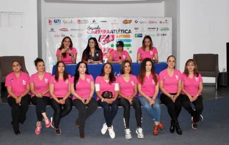 """Impulso Rosa y autoridades del deporte presentan segunda carrera atlética """"Transformando vidas"""" .jpg"""