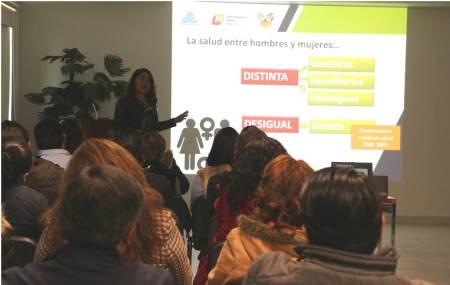 """IMSS Hidalgo lleva a cabo cursos y talleres  denominados """"16 días de activismo contra la violencia a las mujeres"""".jpg"""
