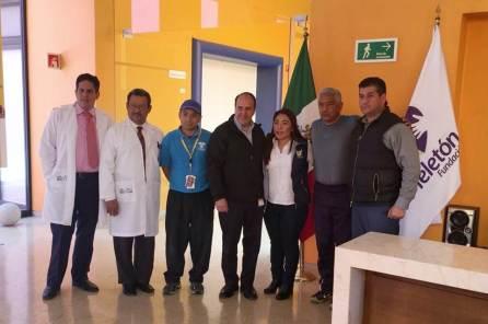 INHIDE Y CRIT Hidalgo suman esfuerzos para el desarrollo del deporte adaptado