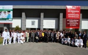 Inicia Cátedra CUMex de Medicina en UAEH3