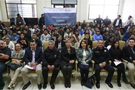 Invierte Alcaldía de Pachuca en agentes de cambio y reintegración social