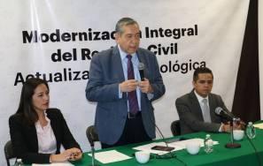 La Secretaría de Gobierno, entrega equipos de cómputo a Oficialías del Registro Civil municipales3