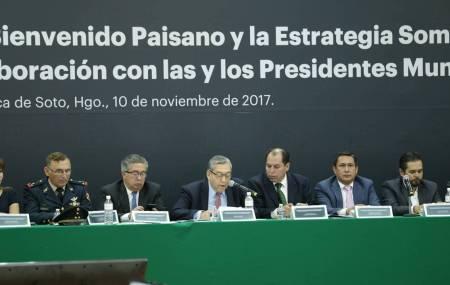 La Secretaría de Gobierno lleva a cabo el Taller de Difusión del Programa Bienvenido Paisano y la Estrategia Somos Mexicanos3