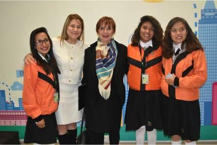 La SEPH promueve la participación de mujeres en ciencia y tecnología