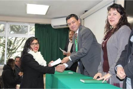 La Universidad Tecnológica de Tulancingo entrega becas a sus estudiantes