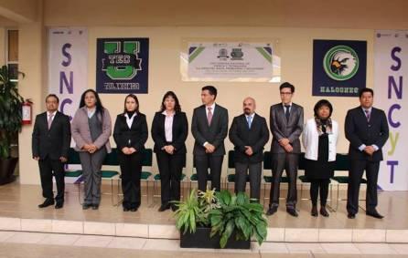 La UTec participa en la Semana Estatal Femenil de Ciencia y Tecnología1
