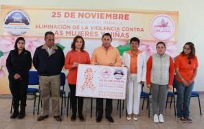 Mineral de la Reforma conmemora Día Internacional para la Eliminación de la Violencia contra las Mujeres y las Niñas 3