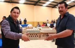 Mineral de la Reforma invita a la segunda entrega de aves de traspatio1