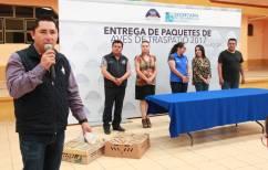 Mineral de la Reforma invita a la segunda entrega de aves de traspatio2