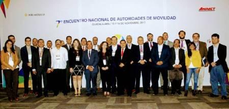 Nombran a titular de la SEMOT Hidalgo presidente de la Asociación  Mexicana de Autoridades de Movilidad 2.jpg