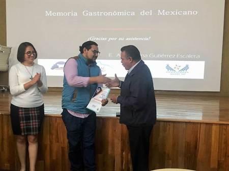 Ofrece turismo de Mineral de la Reforma conferencias por Día Nacional de la Gastronomía Mexicana