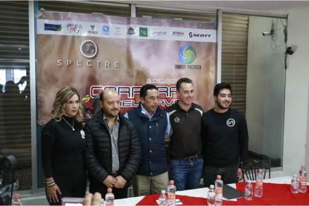 Pachuca será sede de carrera de talla nacional