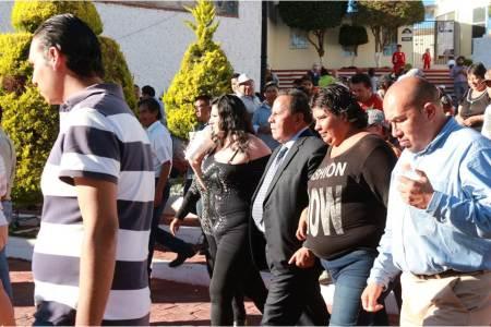 Presenta secretario general de Mineral de la Reforma, denuncia tras agresiones durante manifestación de FOIDEH