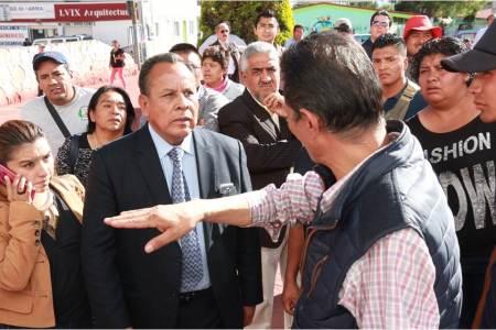 Presenta secretario general de Mineral de la Reforma, denuncia tras agresiones durante manifestación de FOIDEH2