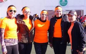 """PRI conmemora """"Día Internacional de la Eliminación de la Violencia Contra la Mujer"""" con mega clase de zumba 2"""