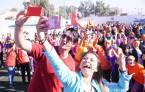 """PRI conmemora """"Día Internacional de la Eliminación de la Violencia Contra la Mujer"""" con mega clase de zumba 4"""