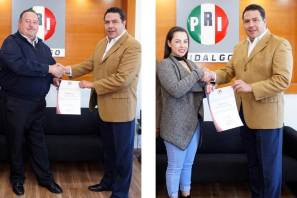 PRI Hidalgo nombra nuevos titulares en distintas secretarías y coordinaciones