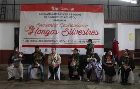 Primer Encuentro Gastronómico de Hongos Silvestres en Acaxochitlán3
