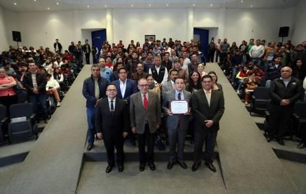 Ratifica CACEI nivel uno de Ingeniería Industrial de la UAEH1