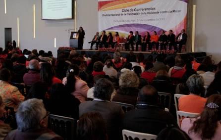 Realiza SEPH ciclo de conferencias contra la violencia de género3