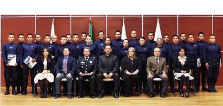 Reciben formación 25 cadetes del IFP2